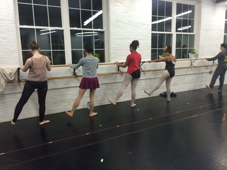New Beginner Ballet Class Starts Wednesday April 15